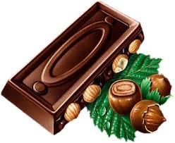 Znalezione obrazy dla zapytania czekolada gif