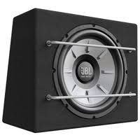 Автомобильный <b>сабвуфер JBL Stage 1200B</b> — Автоакустика ...