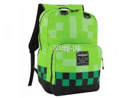 <b>Рюкзак Minecraft Creeper Green</b> 55772