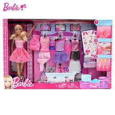 <b>Original Barbie Brand</b> Fairy Tale <b>Mermaid</b> Dress Up Doll Girl Toys ...
