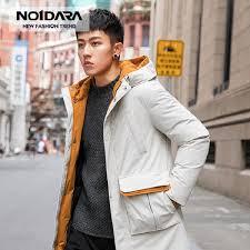 2018 <b>NO</b>.<b>1 DARA</b> 2018 Down Jacket Men Winter Thick Warm 80 ...