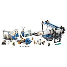 <b>Конструктор LEGO City</b> Space Port Площадка для сборки и ...
