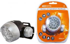 <b>Фонари светодиодные TDM ELECTRIC</b> – купить фонарь ...