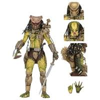 Фигурка NECA Хищник 2: Ultimate Elder: The Golden <b>Angel</b> 51573 ...