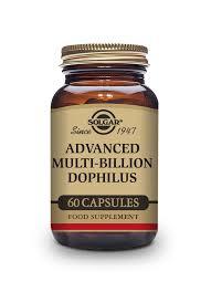 <b>Advanced Multi</b>-<b>Billion Dophilus</b> Vegetable Capsules - <b>Solgar</b>
