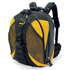<b>Lowepro Dryzone</b> 200 Waterproof <b>Backpack</b>, Yellow/Black LP20080