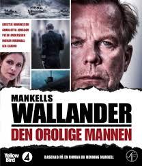 Thriller från 2013 av Agneta Fagerström-Olsson med Krister Henriksson och Peter Andersson. - wallander_den_orolige_mannen_blu_ray