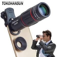 <b>TOKOHANSUN</b> Telefon Phone Camera Lens <b>HD</b> universal 18X ...