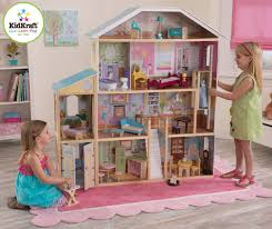 amazoncom kidkraft majestic mansion dollhouse toys games brand baby wooden doll house