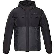 <b>Куртка мужская Padded</b>, <b>черная</b>, размер XL купить: цена на ...