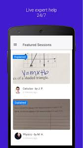 got it    Live Homework Help   Android Apps on Google Play Google Play Live Homework Help  screenshot