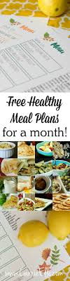 17 best ideas about food protection horse care a month of healthy meal plans the whole family will enjoy