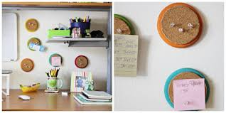 pin board for office. cork board for office colorful circle boards to organize your home or dorm pin
