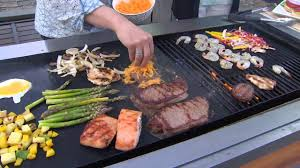 CooksEssentials 6-Piece BBQ <b>Non</b>-<b>stick Grill Mat</b> & Grid Set with Jill ...