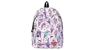 <b>Runningtiger</b> Unique <b>Unicorn Print</b> Childrens School Backpacks For ...
