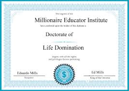 reasons you need a college degree the millionaire educator last month my blogging buddy mr groovy was kind enough to write a post highlighting my thoughts on hacking a college degree it appears that mr groovy and