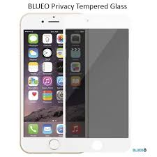(2pcs) <b>BLUEO 3D</b> Curved Privacy Tempered Glass Apple iPhone 7 / 8