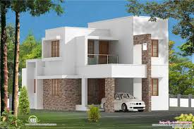 Simple bed room contemporary villa   Kerala home design and    simple contemporary villa