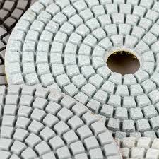 10pcs diamond polishing pad 1pc grinder disc for granite marble concrete stone 4 100mm high quality