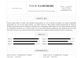 kallio simple resume word template docx kallio word resume template pre formatted