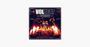 ‎<b>Let's Boogie</b>! (Live from Telia Parken) by <b>Volbeat</b> on Apple Music