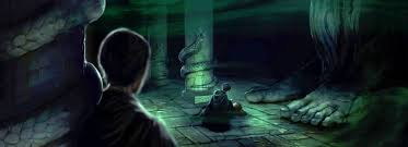 chamber of secrets harry potter wiki fandom powered by wikia tom riddle watching harry and an unconscious ginny