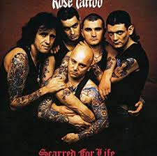 <b>Rose Tattoo</b> - <b>Scarred</b> for Life - Amazon.com Music
