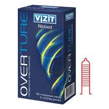 Купить <b>Презервативы Ребристые 12</b> шт <b>Vizit Visit презервативы</b> ...