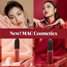 Coming Soon! <b>MAC</b> Powder Kiss Liquid Lipsticks - BeautyVelle ...