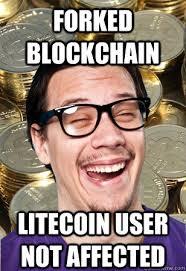 Bitcoin user not affected memes | quickmeme via Relatably.com