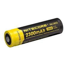 11596 <b>Аккумулятор Nitecore Rechargeable</b> NL1823 18650 Li-Ion ...
