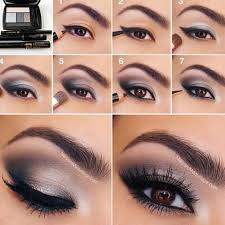 eye make up step by step i do make up in the car we heart it how to beautiful make up steps eye make and eye make up