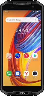 Мобильный <b>телефон Haier Titan</b> T3 (черно-красный)