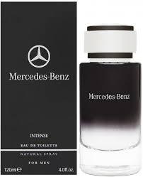 <b>MERCEDES</b>-<b>BENZ INTENSE</b> 4 OZ EDT SP FOR <b>MEN</b> ...