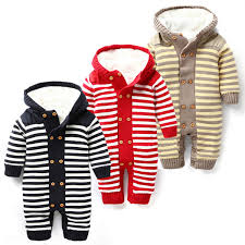 Aliexpress.com : Buy Newborn <b>Autumn Winter Baby Rompers</b> ...