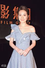 hksar film no top box office sammo hung calls jacky cai says that it is very hard to talk to others about her personal life courtesy of mingpao com