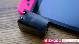 This Tiny <b>Portable Dock</b> Got Me Playing My Nintendo <b>Switch</b> on My TV