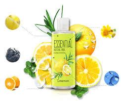 Успокаивающий и <b>освежающий тонер с</b> экстрактом лимона и ...