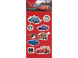 <b>Наклейки Action</b>! <b>объемные</b>, Cars 17,5*9 см - купить в детском ...
