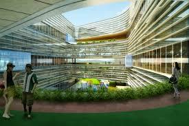 samsung campus nbbj apple new office design