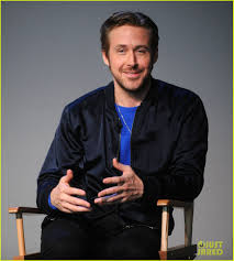 ryan gosling s reaction to his phone going off during interview is ryan gosling s reaction to his phone going off during interview is priceless