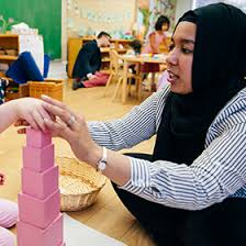 <b>Montessori</b> Careers and Training - Teacher Training and Adult ...