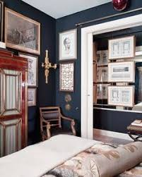 omg this blue has grabbed my heart ran with it this is the blue home office