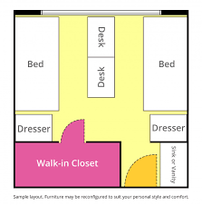 scale bedroom layout good layouts