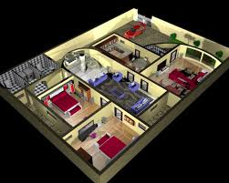 house plan and Interior Design d   d model    maxhouse plan and Interior Design d d model