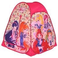 Купить <b>Палатка Играем вместе</b> Winx конус в сумке GFA-WX01-R