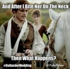 Outlander Meme on Pinterest | Outlander Funny, Outlander and Jamie ... via Relatably.com