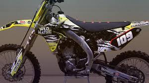 Suzuki Rmz 250 Wild Native Ripper Series Graphics For Suzuki Rmz250 Youtube