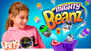 Collect an Explosion of <b>Mighty Beanz</b>! - YouTube