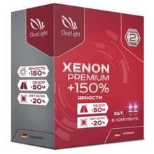 <b>Лампа автомобильная</b> ксеноновая <b>Clearlight</b> Xenon Premium + ...